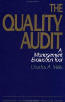 The Quality Audit