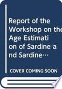 illustration Rapport de L'Atelier Sur L'estimation de L'âge de la Sardine Et de la Sardinelle en Afrique Du Nord-Ouest
