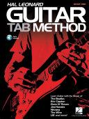 Hal Leonard Guitar Tab Method with Audio
