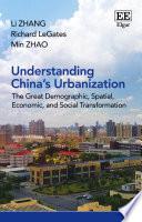 Understanding China's Urbanization