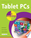 Tablet PCs in easy steps