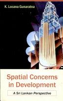 Spatial Concerns in Development