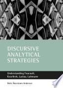 Discursive Analytical Strategies