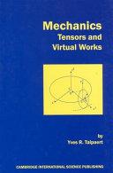 Mechanics Tensors Virtual Works book