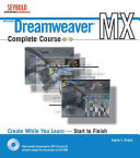 Dreamweaver MX Complete Course