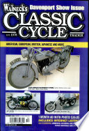 WALNECK S CLASSIC CYCLE TRADER  OCTOBER 2006