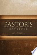 Pastor's Handbook