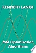 Mm Optimization Algorithms book