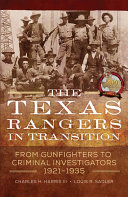 Book The Texas Rangers in Transition