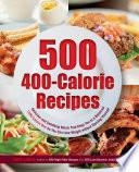 500 400 Calorie Recipes