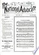 Book The National Advocate