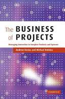 The Business Of Projects : create and implement projects to...