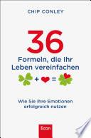 36 Formeln  die ihr Leben vereinfachen