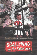 Scallywag on the Salish Sea
