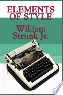 Elements of Style Book Cover