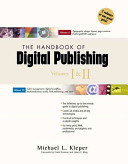 The Handbook of Digital Publishing