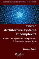 Architecture système et complexité Book
