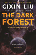The Dark Forest-book cover