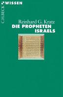 Die Propheten Israels