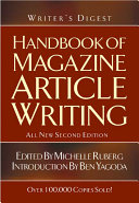 Writer s Digest handbook of magazine article writing