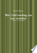 Wat Cold Reading Ons Kan Vertellen