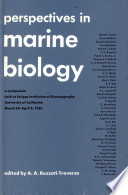 Perspectives in Marine Biology