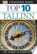DK Eyewitness Top 10 Travel Guide  Tallinn