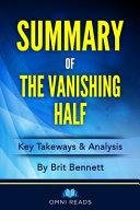 Summary of The Vanishing Half Book PDF