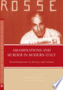 Assassinations and Murder in Modern Italy