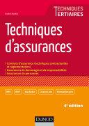 Techniques d assurances   4e   d
