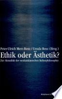 Ethik oder Ästhetik?
