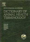 Dictionary of Animal Health Terminology