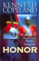 Honor Book