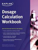 Dosage Calculation Workbook
