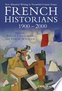 French Historians 1900 2000