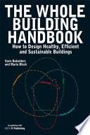 The Whole Building Handbook