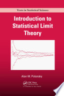 Introduction to Statistical Limit Theory