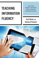 Teaching Information Fluency