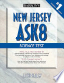 Barron s New Jersey Ask8 Science Test