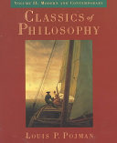 Classics of Philosophy: Modern and contemporary