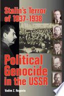 Stalin s Terror of 1937 1938