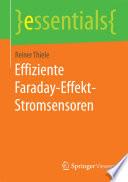 Effiziente Faraday Effekt Stromsensoren