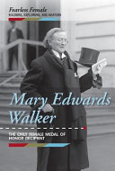 Mary Edwards Walker Rare Mary Edwards Walker Volunteered For The