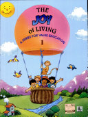 Book The Joy of Living A Series for Value Education: Class 1