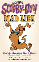 Scooby Doo Mad Libs