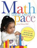 Math at Their Own Pace Book