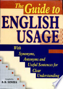 The Guide To English Usage