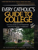 Every Catholic's Guide to College 2018
