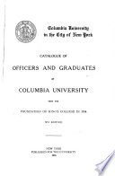 Officers and Graduates