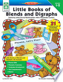 Little Books of Blends and Digraphs  Grades 1   2